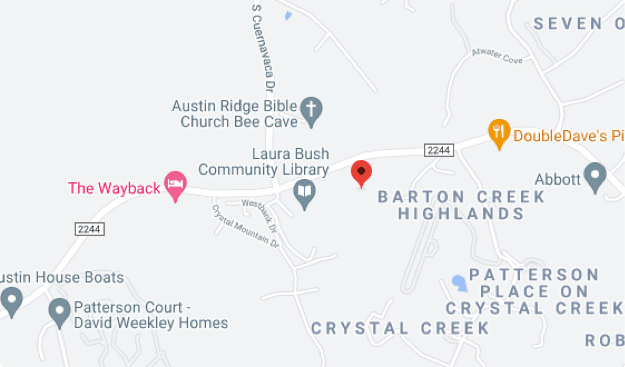 Map of 3267 Bee Cave Rd., Suite 107-164, Austin, TX 78746